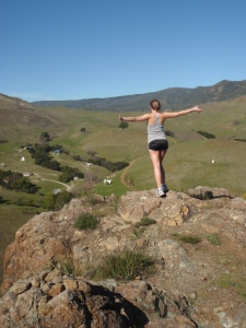 Hiking in San Luis Obispo