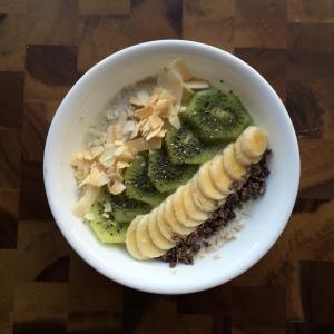nutrition - overnight oats easy breakfast