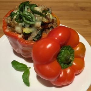 savor the flavor of eating right stuffed bell pepper nutrition